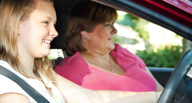 Female driving instructors with Cambridge Driving School